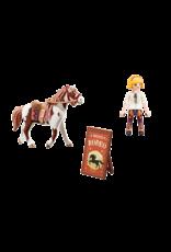 Playmobil Rodeo Abigail