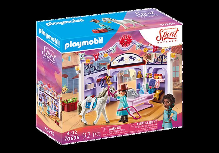 Playmobil Miradero Tack Shop