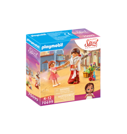 Playmobil Young Lucky & Mom Milagro