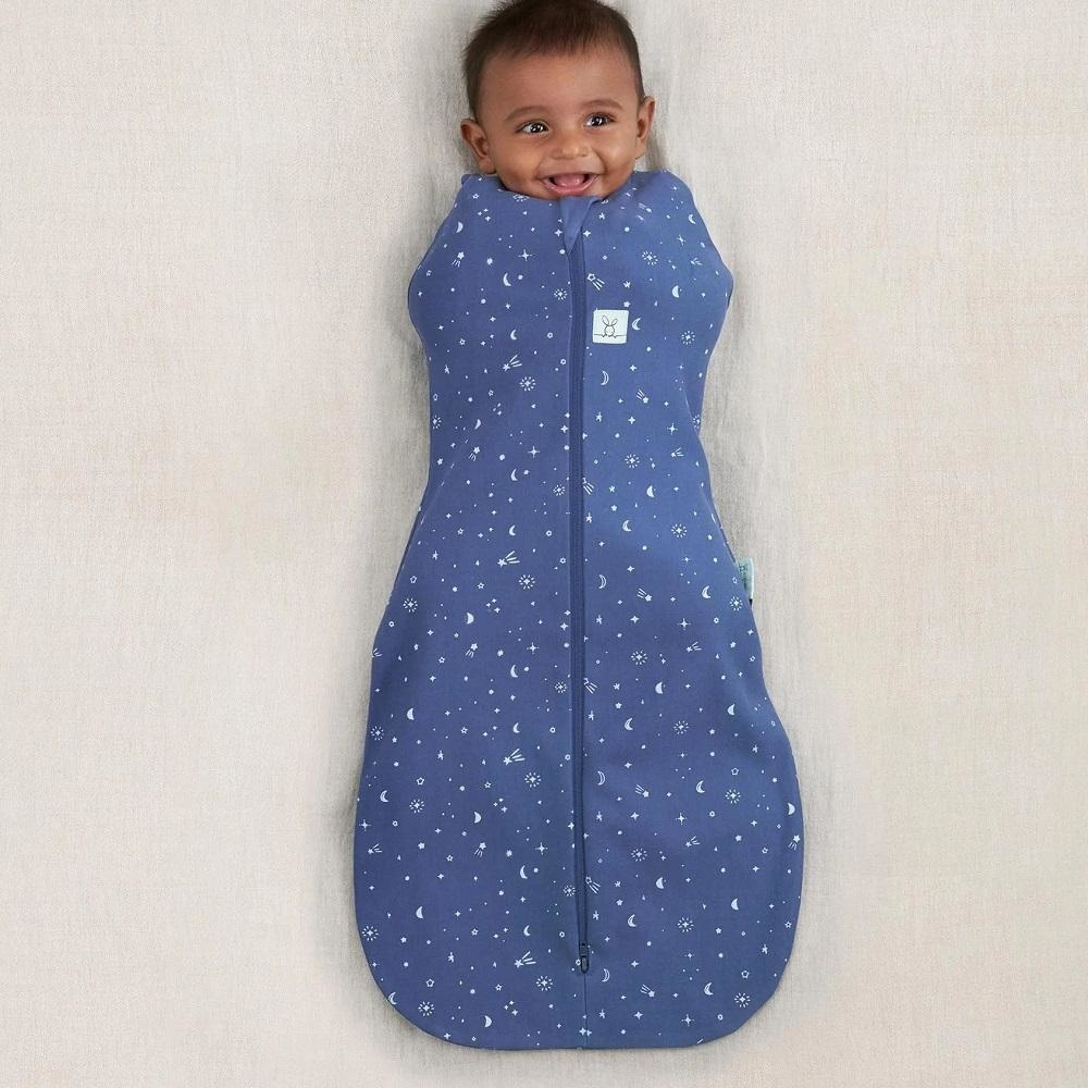 ErgoPouch Cocoon Swaddle Bag Night Sky 1tog