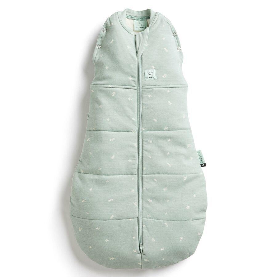 ErgoPouch Cocoon Swaddle Sage Bag 1tog
