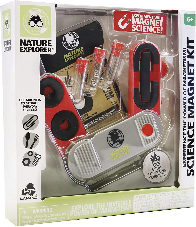 Lanard Nature Explorer Magnet Kit