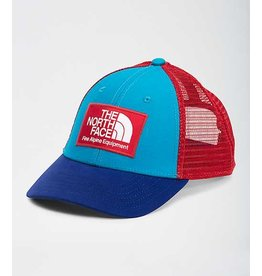 The North Face Youth Mudder Trucker Bolt Blue One Size