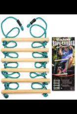 B4 Adventure 8 ft Slackers Ninja Rope Ladder