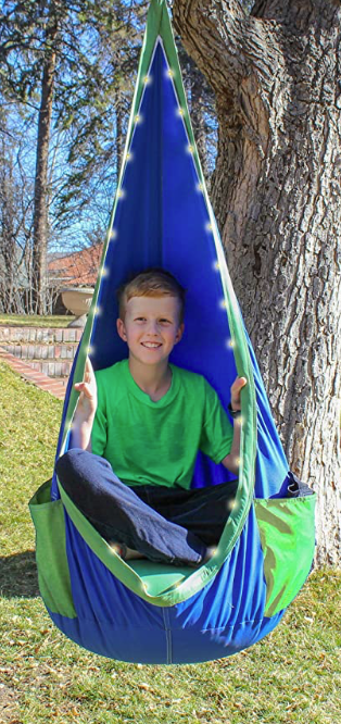 B4 Adventure LED Hanging Chair (Ultimate Sky Chair)