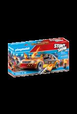 Playmobil Stunt Show Crash Car