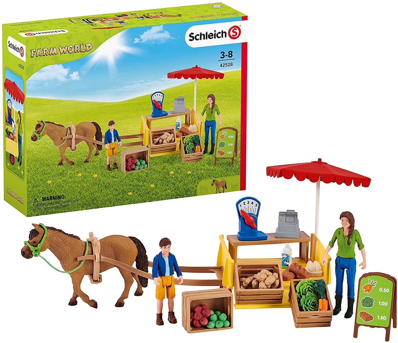 Schleich Sunny Day Mobile Farm