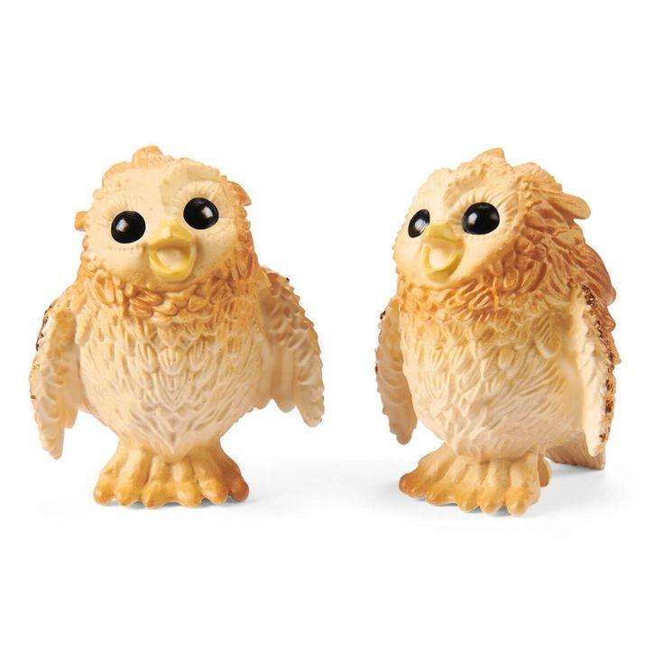 Schleich Bayala Hatching Owl Chicks