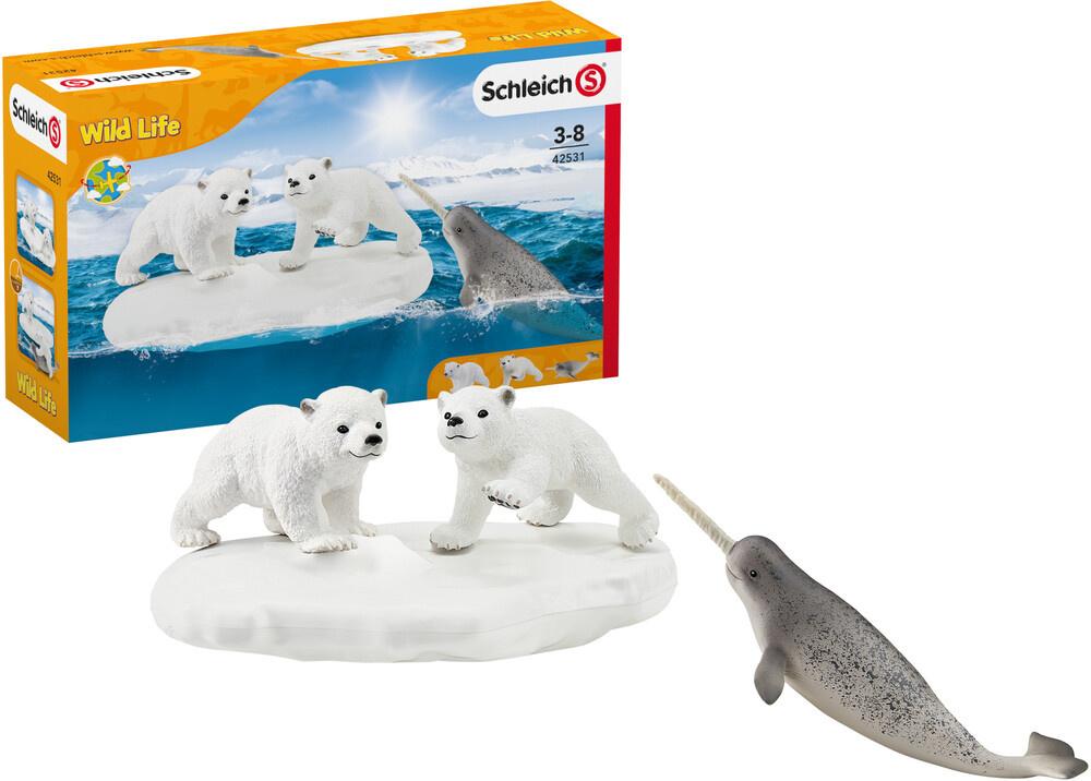 Schleich Polar Playground