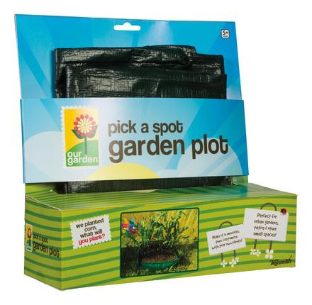 Pick A Spot Garden Plot