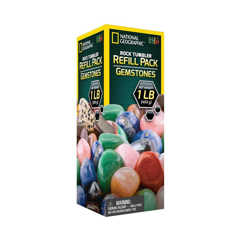 National Geographic National Geographic Gemstone Refill Kit