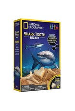 National Geographic National Geographic Shark Tooth Dig Kit