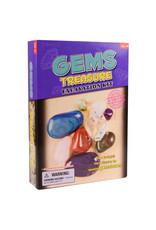 Tedco Gems Treasure Excavation Kit
