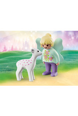 Playmobil Fairy Friend with Fawn