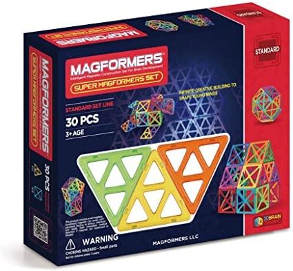 Magformers Super Magformers Set (30 piece)