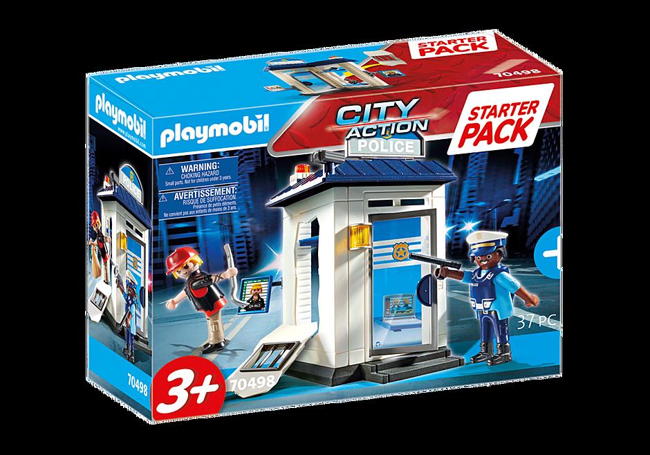 Playmobil Starter Pack Police Station