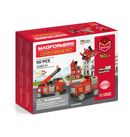 Magformers Amazing Rescue Set Magformers