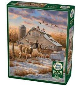 Cobble Hill 1000 Piece Puzzle Rural Route