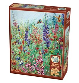 Cobble Hill 275 Piece Puzzle  Garden Jewels
