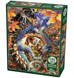 Cobble Hill 1000 Piece Puzzle Abby's Dragon