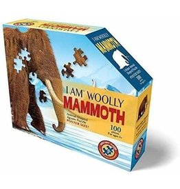 Madd Capp Puzzles I Am Woolly Mammoth