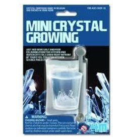 4M Mini Crystal Growing