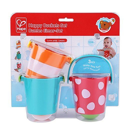 Hape Happy Buckets Set