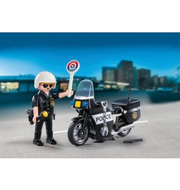 Playmobil Police Carry Case (5648)