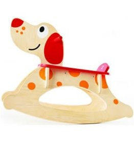Hape Rock-A-Long Puppy Ride On E0103