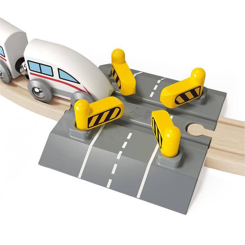 Hape Automatic Gates Rail Crossing