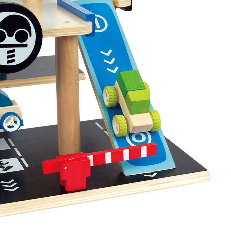 Hape City Parking Garage E3005