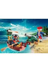 Playmobil Pirate Raider Carry Case