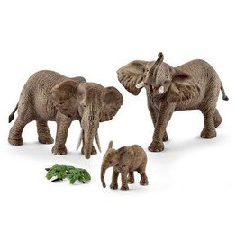 Schleich African elephant family (42337)