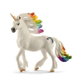 Schleich Rainbow Unicorn Stallion