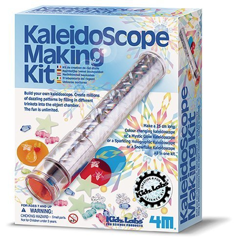 4M Kaleidoscope Making Kit