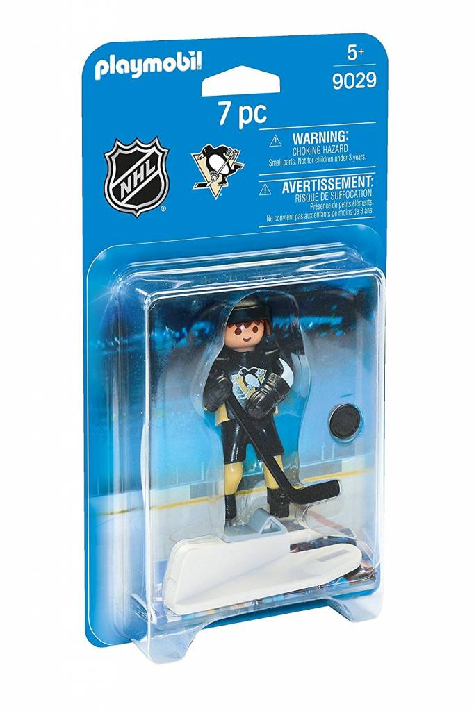PLAYMOBIL NHL Hockey Arena Building Set Toys Games