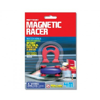4M Magnetic Racer