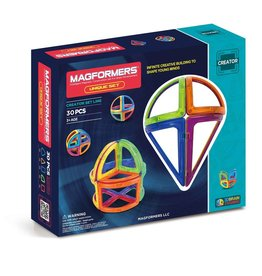 Magformers Unique 30PC Set