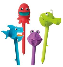 Educational Insights Sea Squad Puppet on a Pen