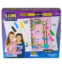 Educational Insights Illumi Craft - Light-Up! Journal