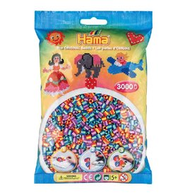 Hama Mix Striped - 1K Beads in a Bag