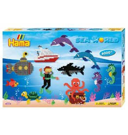 Hama Sea World Giant Gift Set
