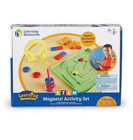 Learning Resources Stem - Magnets Activity Set