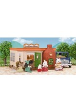 Calico Critters Brick Oven Bakery