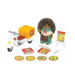 Calico Critters Pizza Delivery Set