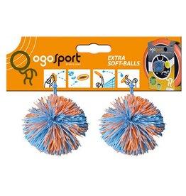 Soft ball 2.5 2 pack