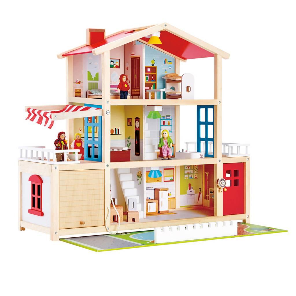 Hape Doll Family Mansion