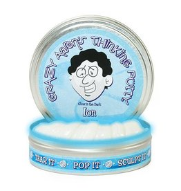 Crazy Aaron's Thinking Putty Small Tin - Ion