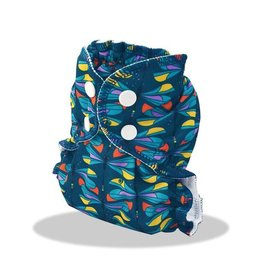 AppleCheeks Cloth Diaper Cover Tiffany
