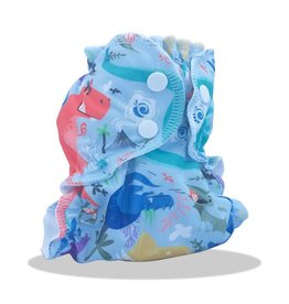 AppleCheeks Cloth Diaper Cover You Rock!